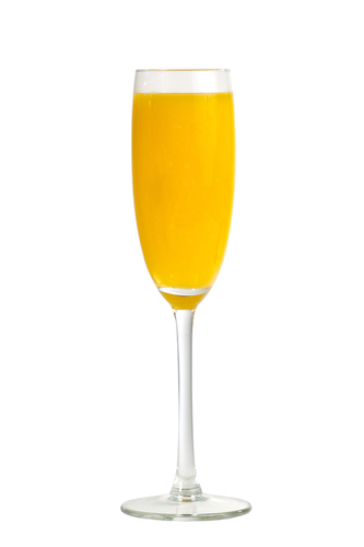 Final results from May show the NDP made gains in some of B.C.'s wealthiest ridings. Orange champagne image via Shutterstock.